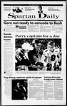 Spartan Daily, November 28, 2000 by San Jose State University, School of Journalism and Mass Communications