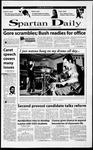 Spartan Daily, November 30, 2000