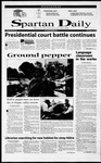 Spartan Daily, December 6, 2000 by San Jose State University, School of Journalism and Mass Communications
