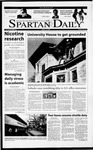 Spartan Daily, January 30, 2001 by San Jose State University, School of Journalism and Mass Communications