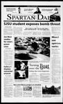 Spartan Daily, February 1, 2001 by San Jose State University, School of Journalism and Mass Communications