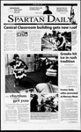 Spartan Daily, February 2, 2001 by San Jose State University, School of Journalism and Mass Communications
