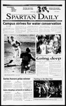 Spartan Daily, February 5, 2001 by San Jose State University, School of Journalism and Mass Communications