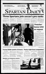 Spartan Daily, February 6, 2001 by San Jose State University, School of Journalism and Mass Communications