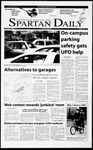 Spartan Daily, February 7, 2001 by San Jose State University, School of Journalism and Mass Communications