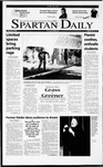 Spartan Daily, February 9, 2001 by San Jose State University, School of Journalism and Mass Communications