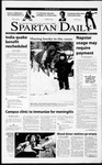 Spartan Daily, February 13, 2001 by San Jose State University, School of Journalism and Mass Communications