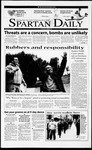 Spartan Daily, February 14, 2001 by San Jose State University, School of Journalism and Mass Communications