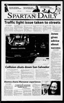 Spartan Daily, February 22, 2001 by San Jose State University, School of Journalism and Mass Communications