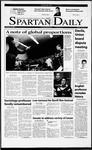 Spartan Daily, February 23, 2001 by San Jose State University, School of Journalism and Mass Communications