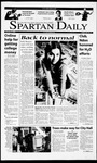 Spartan Daily, February 27, 2001 by San Jose State University, School of Journalism and Mass Communications