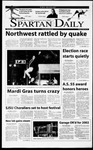 Spartan Daily, March 1, 2001