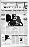 Spartan Daily, March 6, 2001