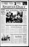 Spartan Daily, March 12, 2001 by San Jose State University, School of Journalism and Mass Communications