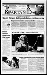 Spartan Daily, March 13, 2001 by San Jose State University, School of Journalism and Mass Communications