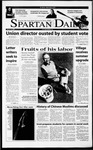 Spartan Daily, March 15, 2001 by San Jose State University, School of Journalism and Mass Communications