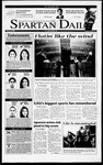 Spartan Daily, March 20, 2001 by San Jose State University, School of Journalism and Mass Communications