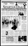 Spartan Daily, April 6, 2001 by San Jose State University, School of Journalism and Mass Communications
