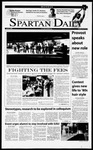 Spartan Daily, April 9, 2001 by San Jose State University, School of Journalism and Mass Communications