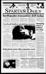 Spartan Daily, April 10, 2001 by San Jose State University, School of Journalism and Mass Communications