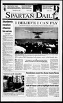 Spartan Daily, April 18, 2001 by San Jose State University, School of Journalism and Mass Communications