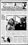 Spartan Daily, April 27, 2001 by San Jose State University, School of Journalism and Mass Communications