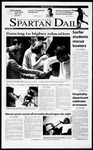 Spartan Daily, April 30, 2001 by San Jose State University, School of Journalism and Mass Communications