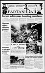 Spartan Daily, May 1, 2001 by San Jose State University, School of Journalism and Mass Communications