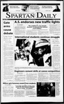 Spartan Daily, May 3, 2001 by San Jose State University, School of Journalism and Mass Communications