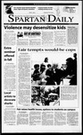 Spartan Daily, May 9, 2001 by San Jose State University, School of Journalism and Mass Communications