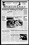 Spartan Daily, May 11, 2001 by San Jose State University, School of Journalism and Mass Communications