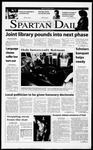 Spartan Daily, May 14, 2001 by San Jose State University, School of Journalism and Mass Communications