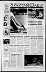 Spartan Daily, September 24, 2001 by San Jose State University, School of Journalism and Mass Communications