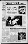 Spartan Daily, September 26, 2001 by San Jose State University, School of Journalism and Mass Communications