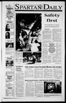 Spartan Daily, September 27, 2001 by San Jose State University, School of Journalism and Mass Communications