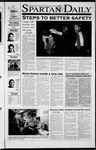 Spartan Daily, September 28, 2001 by San Jose State University, School of Journalism and Mass Communications