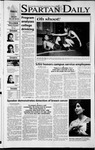 Spartan Daily, October 5, 2001 by San Jose State University, School of Journalism and Mass Communications