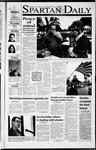 Spartan Daily, October 15, 2001 by San Jose State University, School of Journalism and Mass Communications