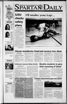 Spartan Daily, October 23, 2001