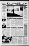 Spartan Daily, October 24, 2001 by San Jose State University, School of Journalism and Mass Communications