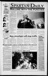 Spartan Daily, October 26, 2001 by San Jose State University, School of Journalism and Mass Communications