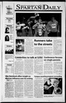 Spartan Daily, October 29, 2001 by San Jose State University, School of Journalism and Mass Communications
