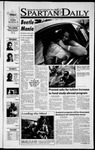 Spartan Daily, November 9, 2001 by San Jose State University, School of Journalism and Mass Communications