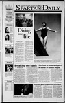 Spartan Daily, November 15, 2001 by San Jose State University, School of Journalism and Mass Communications