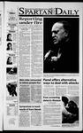 Spartan Daily, November 16, 2001
