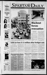 Spartan Daily, November 20, 2001