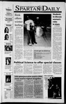 Spartan Daily, November 27, 2001 by San Jose State University, School of Journalism and Mass Communications