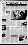 Spartan Daily, November 28, 2001 by San Jose State University, School of Journalism and Mass Communications