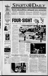 Spartan Daily, November 29, 2001