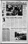 Spartan Daily, November 30, 2001 by San Jose State University, School of Journalism and Mass Communications